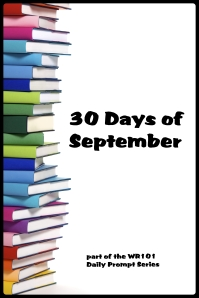 30 Days of September