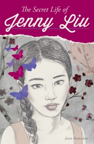 The Secret Life of Jenny Liu Cover
