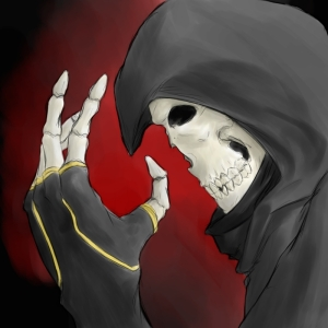 Grim Reaper by electromancer Digital Art / Drawings & Paintings / Fantasy©2004-2015 electromancer