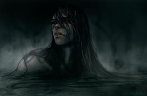 Kelpie by vegarBlack Digital Art / Drawings & Paintings / Fantasy