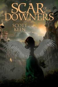 Click on the image to be redirected to Amazon, and get your copy of Scar of the Downers
