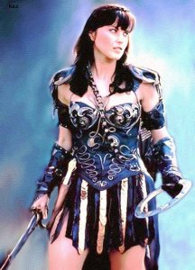 Xena by karracaz Digital Art / Photomanipulation / Sci-Fi©2007-2015 karracaz
