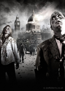 Zombies y Joe-Roberts Digital Art / Photomanipulation / Macabre & Horror©2010-2015 Joe-Roberts