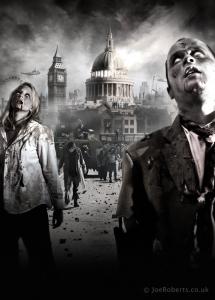 Zombies y Joe-Roberts Digital Art / Photomanipulation / Macabre & Horror©2010-2015 Joe-Roberts