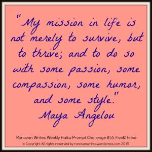 challenge-55-thrive-maya-angelou