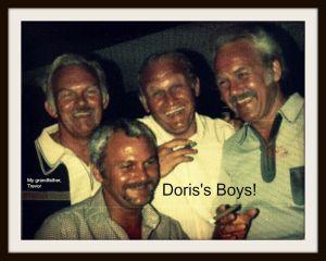 Doris's boys