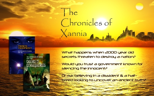 Chronicles of Xannia Poster